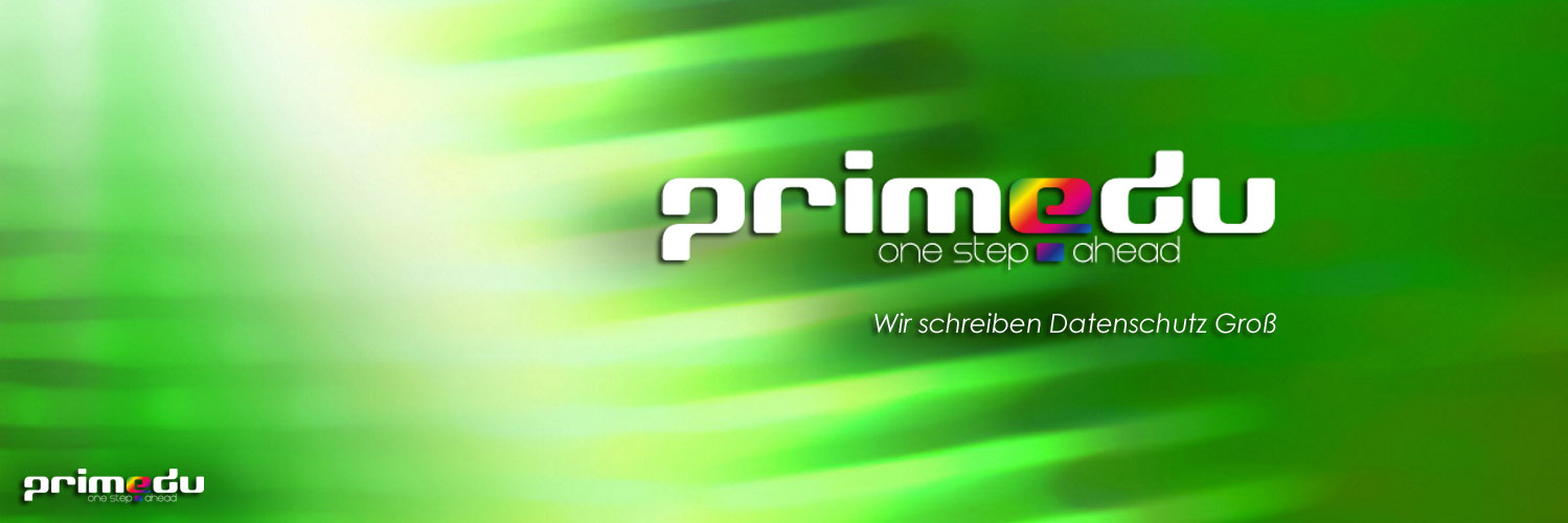 Primedu one step ahead Datenschutz - © Sean Gledwell - www.fotolia.com